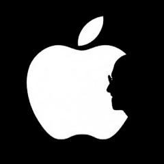 Steve Jobs hat Biss
